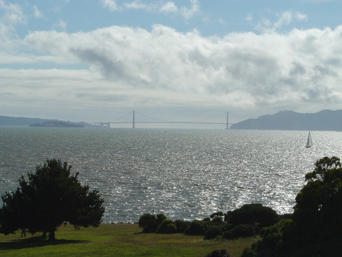 golden gate from berkeley marina